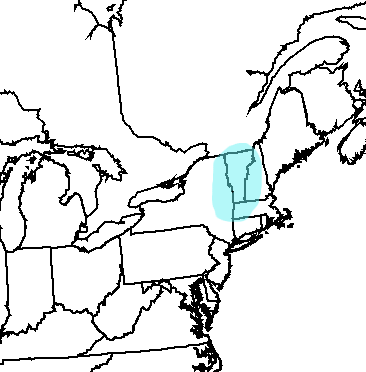 Likely area for accumulating snow Saturday-Saturday night.