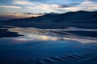 Medano Creek,Great Sand Dunes,Colorado