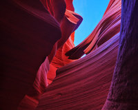 Lower Antelope Canyon,Arizona