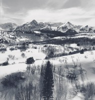 Sneffels,Colorado,Ridgway