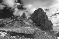 Dikes,COlorado,La Veta,Spanish Peaks