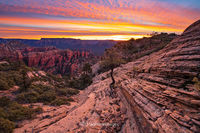 Bear Mountain,Arizona,Sedona,sunrise