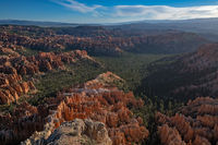Inspiration Point, Utah, Bryce Canyon, morning