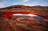 Canyonlands,Mesa Arch,Utah,sunrise