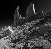 Moses,Zeus,Canyonlands,Utah