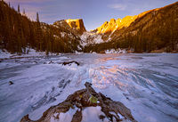 Dream Lake,Rocky Mountain National Park,Colorado