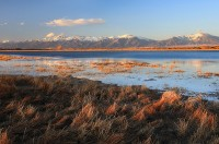 San Luis Lake,Sangre,Colorado