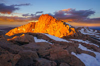 Mount Evans, Colorado, summit