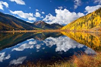 Red Mountain,Crystal Lake,Colorado
