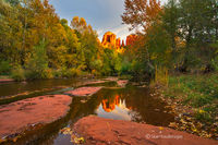 Red Rock Crossing,Sedona,Autumn