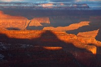 Grand Canyon,Arizona,Kaibab,Winter,sunrise