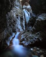 Zapata Falls,Colorado