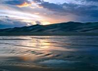 Medano Sunset #084