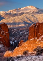 Garden of the Gods,Colorado