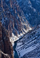 Pulpit Rock,Black Canyon,Gunnison,Colorado