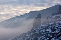 Foggy Colorado Morn