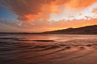 Great Sand Dunes, Colorado, Medano Creek
