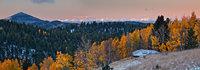 sunrise,Sangre,snow