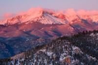 Pikes Peak,Rampart Range,Colorado