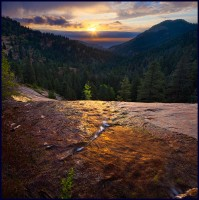 silver cascade,rampart,north cheyenne canyon,colorado