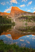 Tijeras Peak,Sand Creek,Colorado,Sangre