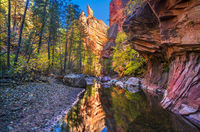 West Fork, Oak Creek, Arizona