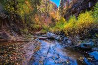 West Fork, Oak Creek, Arizona