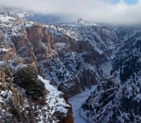 Black Canyon,Gunnison,Colorado
