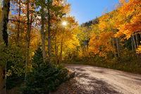 fall colors,Blue Lakes,Spanish Peaks,Cuchara,Colorado