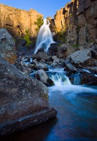 falls,sunrise,Colorado,Creede