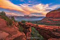 sunrise,Devil's Bridge,sedona