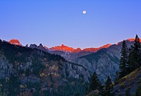 Ouray,Colorado,Sneffles