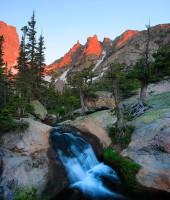 Emerald Lake,Rocky Mountain National Park,Colorado