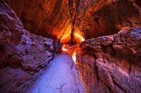 Soldier's Pass,Sedona,cave,arch,arizona