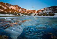 Mount Evans,Summit Lake,Colorado