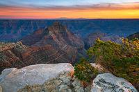 Cape Royal, north rim,Grand Canyon