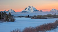 Oxbow Bend,Grand Teton,Wyoming