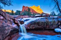 One Sacred Cascade