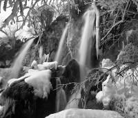 Rifle Falls,Colorado,Winter