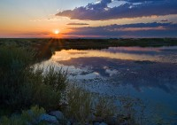 Blanca Sunset #283