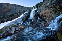 Rocky Mountain,Timberline Falls,Colorado