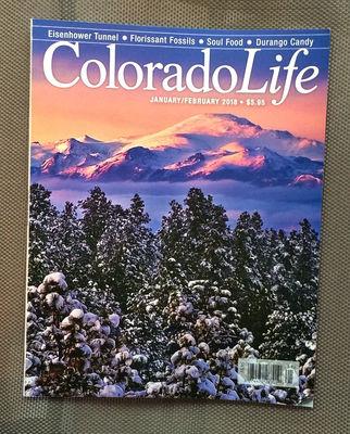 Colorado Life Cover