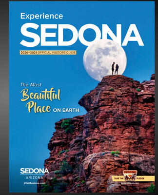 Sedona Official Visitor Guide Cover