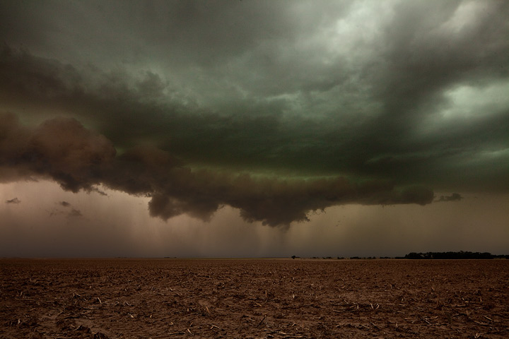 Rush County,Kansas,supercell