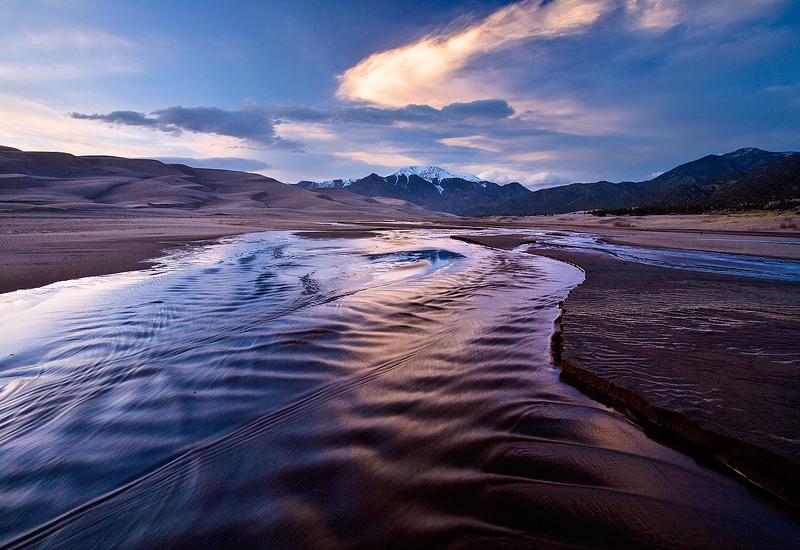 great sand dunes,colorado,Medano, photo