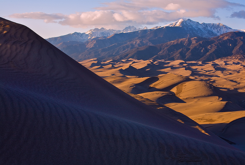 star dune,great sand dunes, photo