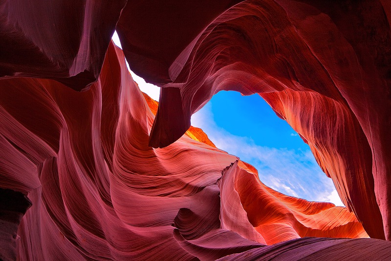Lower Antelope Canyon,Arizona, photo