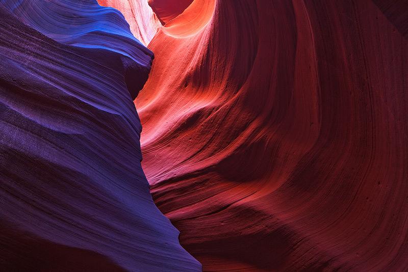 Lower Antelope Canyon,Arizona, photo