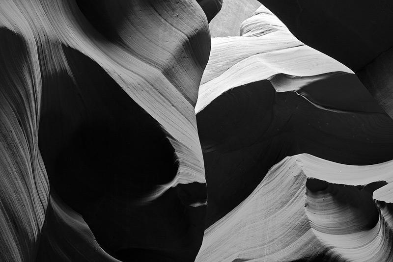 Lower Antelope Canyon, photo