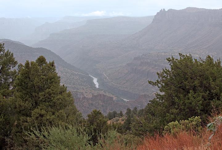salt river canyon,Arizona,monsoon, photo